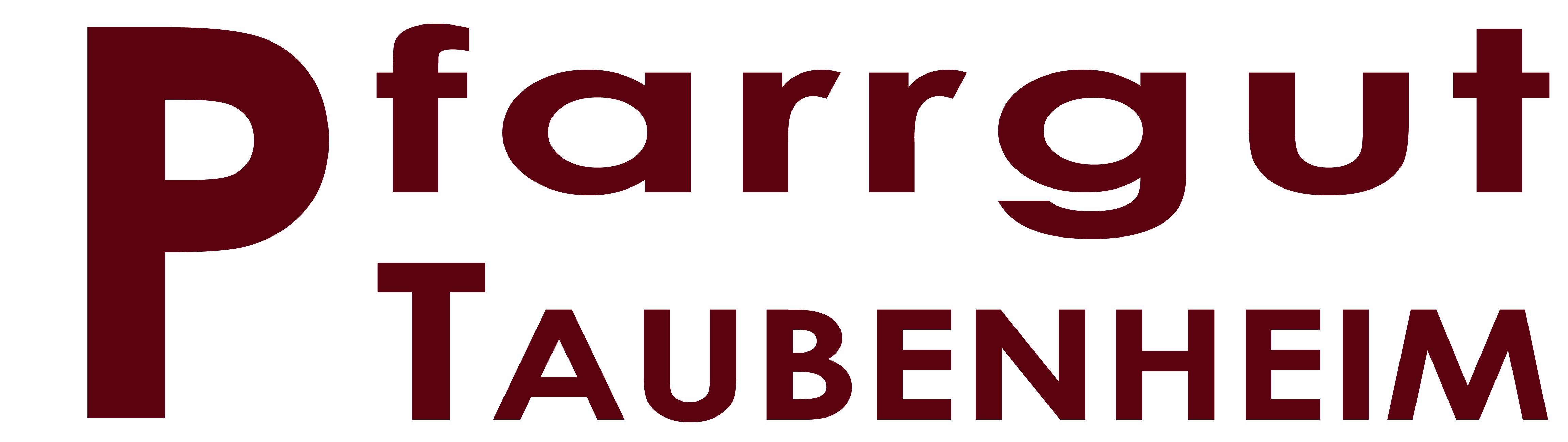 Sponsor des TKV Pfarrgut Taubenheim
