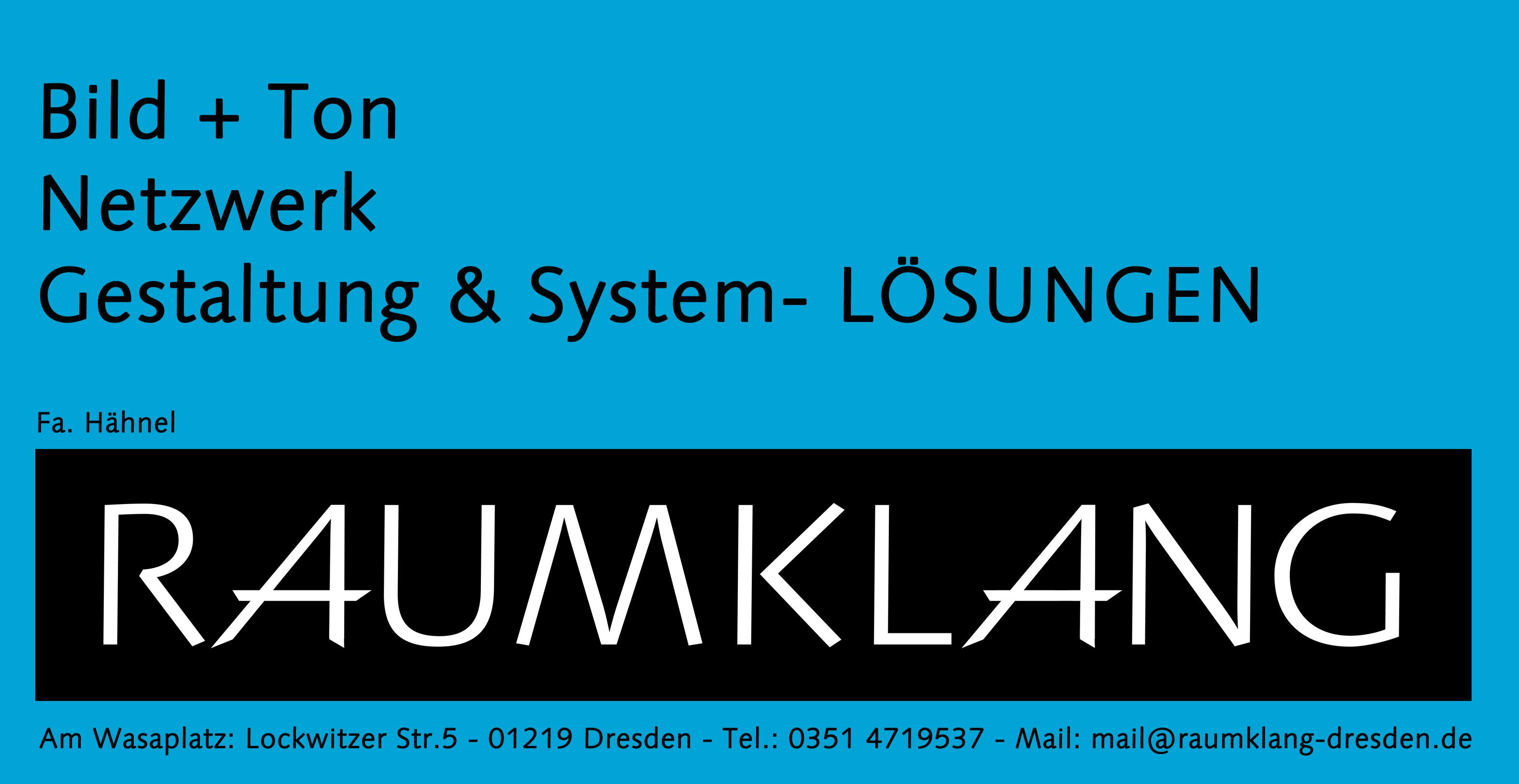 Sponsor des TKV Raumklang