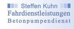 Sponsor des TKV Steffen Kuhn Betonpumpendienst