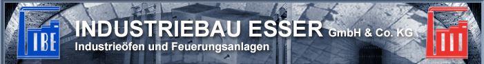 Sponsor des TKV Industriebau Esser GmbH & Co. KG